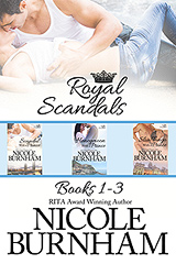 The Royal Scandals Box Set